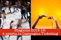Campagna Ticketing 2018-19